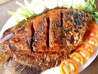 Resep Ikan Bakar Gurame Spesial untuk berbuka Puasa