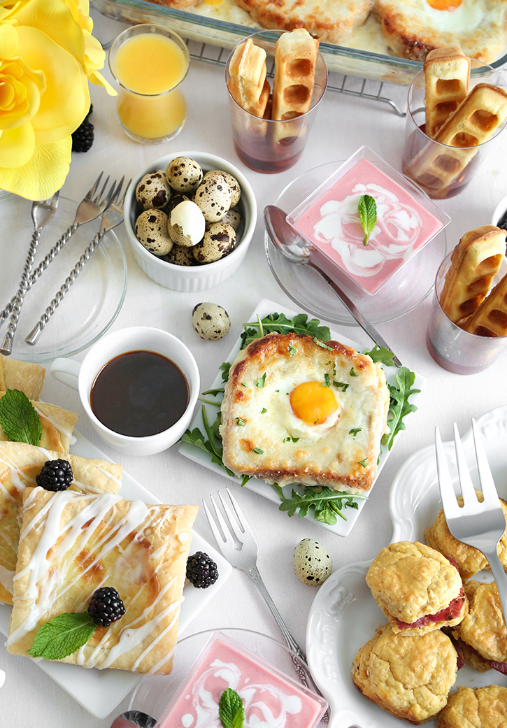 my mother 39 s day brunch menu with recipes sprinkle bakes. Black Bedroom Furniture Sets. Home Design Ideas