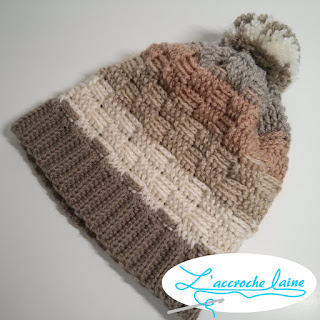 L'accroche laine - Tuque