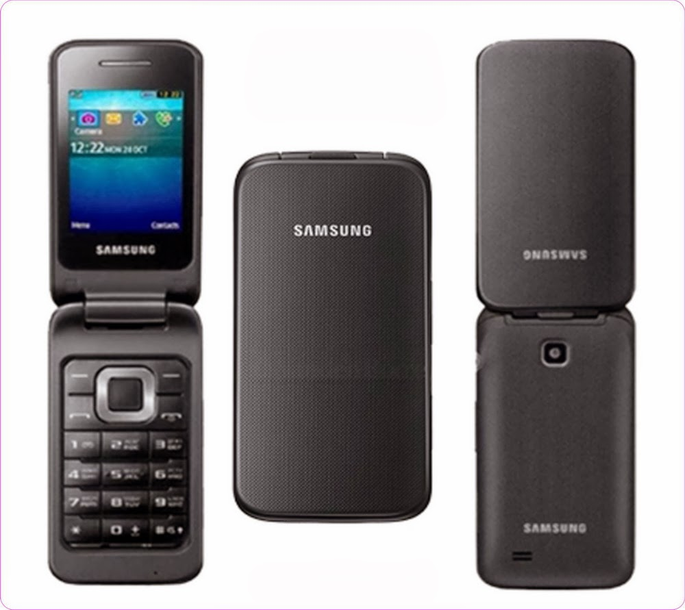 Cara Flash Samsung C3520