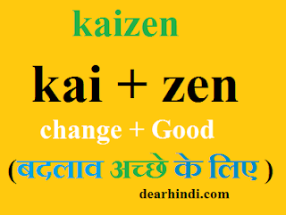 kaizen kya hota hai,posters ,ppt,training,quality tools,kaizen fullform,meaning