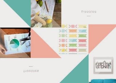 Plantillas de Etiquetas-Notas y Listas para Imprimir
