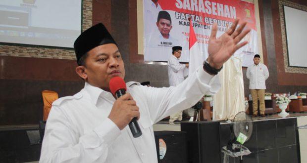 Politisi Gerindra Dapat Laporan, Polisi Arahkan Pemilih ke Jokowi-Ma'ruf