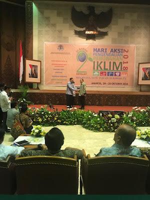 Pemkab OKI Terima Penghargaan ProKlim dari KLHK