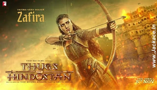 Thugs of Hindostan First Look Poster 2