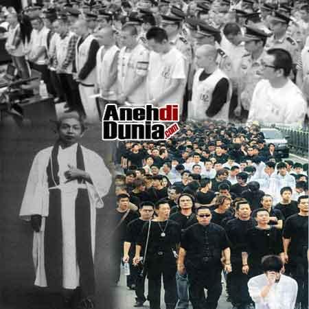 A brief history of Hong Kong's triad gangs