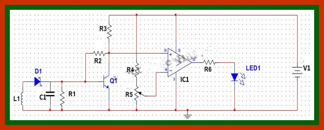 Super Cell Phone Or Mobile Phone Detector Circuit Using Ic Lm339 Wiring Cloud Intapioscosaoduqqnet