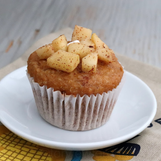 pumpkin quinoa muffin