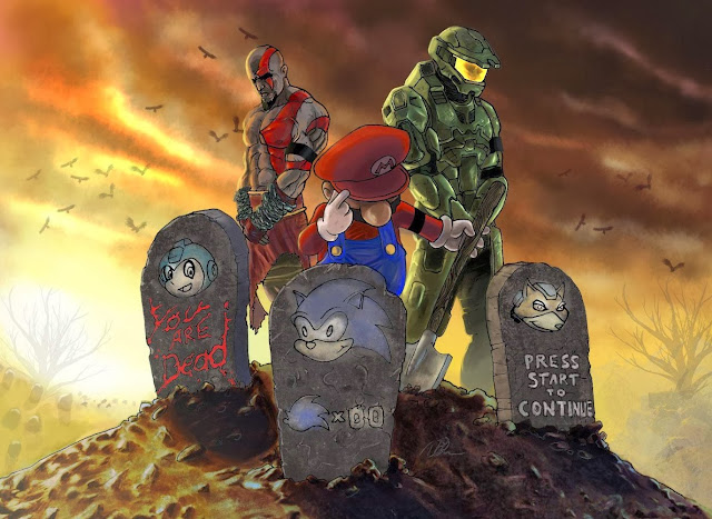 video game franchises that need to be revived