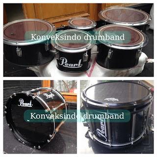 peralatan drumband murah