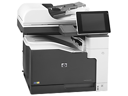 Download HP LaserJet 700 MFP M775 series drivers