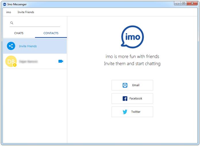 برنامج ايمو imo للكمبيوتر