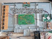 service lcd led tv panongan tangerang