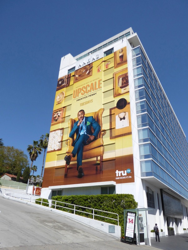 Upscale Prentice Penny series billboard