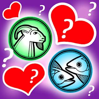 Compatibilidad entre Signos: Piscis y Capricornio
