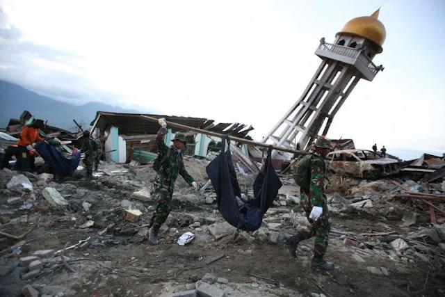 Pemerintah Berharap Bantuan Internasional Saat Relokasi dan Rekonstruksi Bencana Sulteng