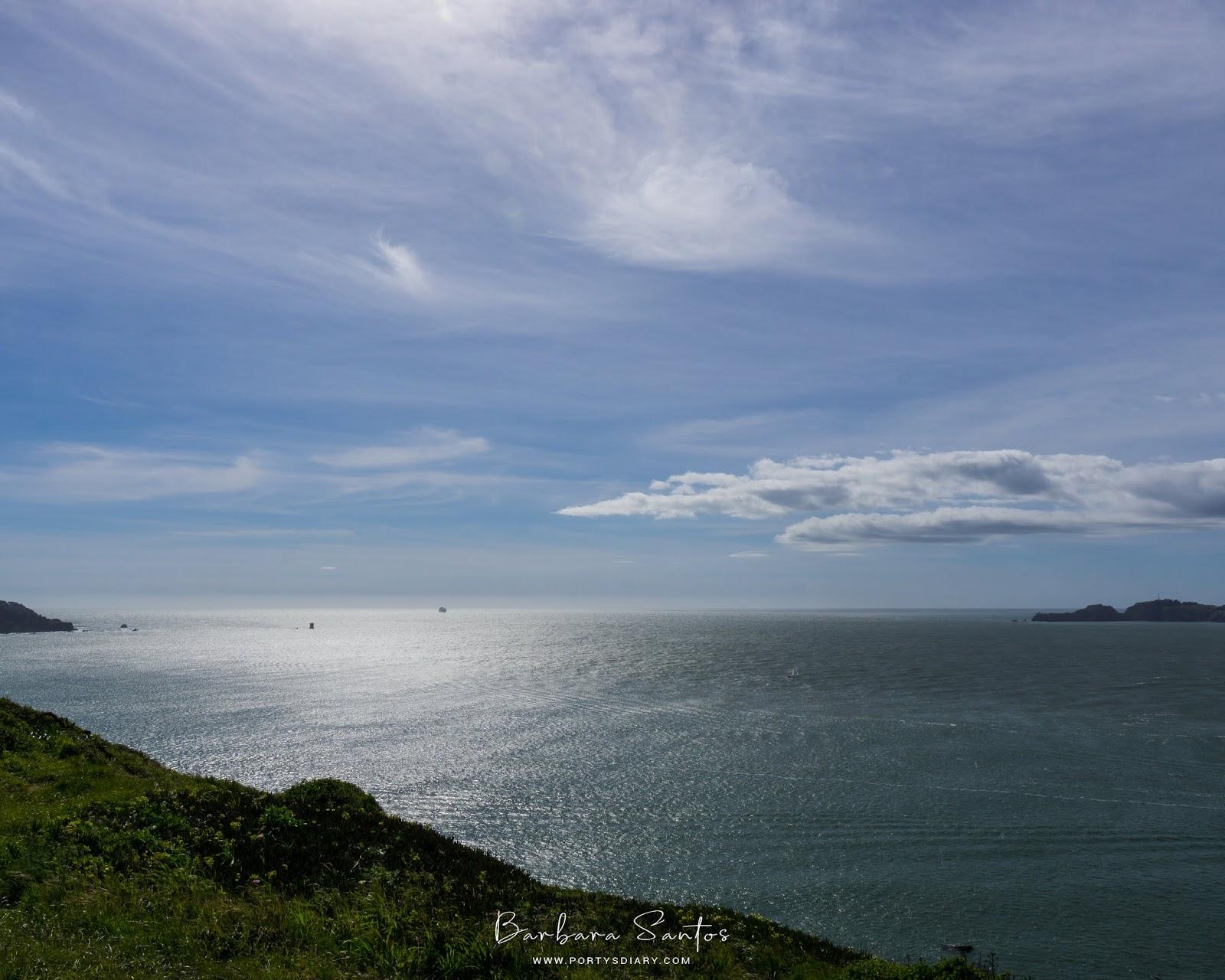 Pacific Ocean - Travel - A week in San Francisco.