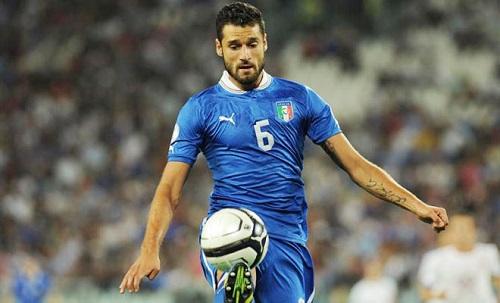 Italia có một vũ khí bí mật mang tên Antonio Candreva