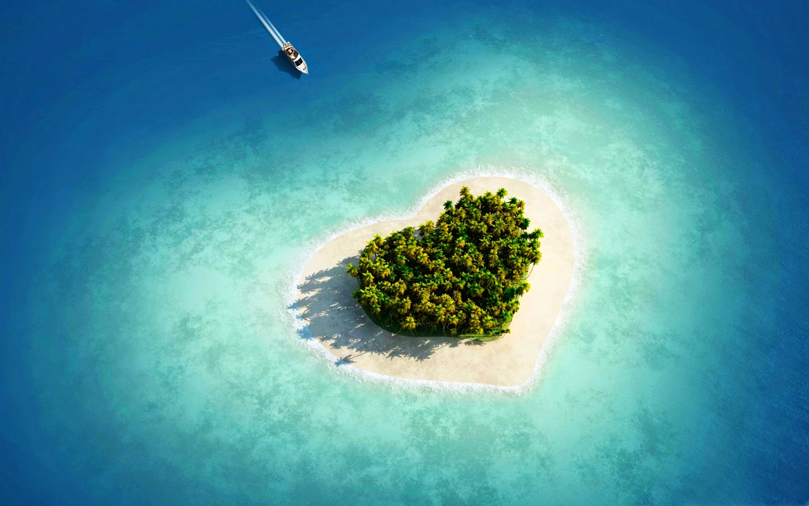 hear-shaped-island-wallpaper