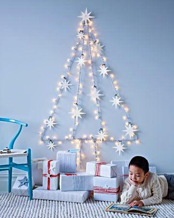 una buena alternativa para esto es dejar con los nios se encarguen de crear los adornos navideos