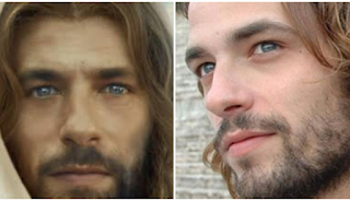 Ο Αποστόλης Τότσικας Θα Ενσαρκώσει Τον Ιησού Χριστό Και Έχει Γίνει Αγνώριστος