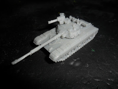 T-64A (with skirts)