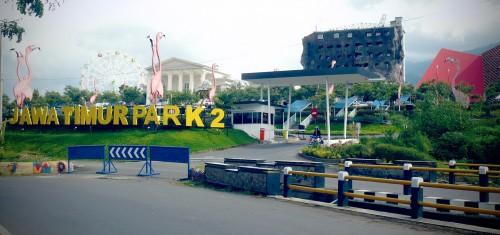 Wisata Jatim Park 2 Batu-Malang.