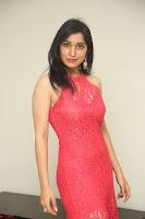 Sakshi Kakkar in Red Legsplit Sleeveless Gown at Dare movie Press meet ~  Exclusive 014.JPG