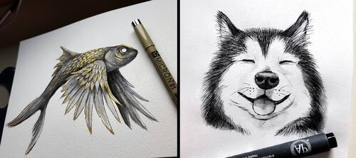 00-Kleevia-Animal-Art-www-designstack-co
