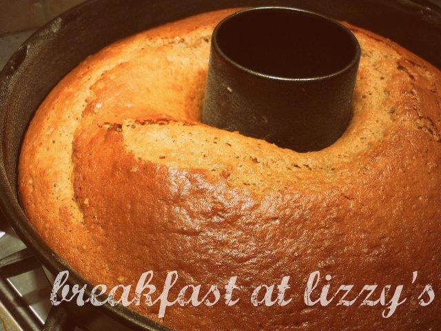 Ciambella Al Caffè Quella Della Nonna Breakfast At Lizzys