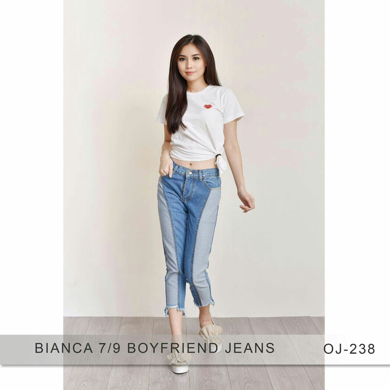 Bianca mangky blue