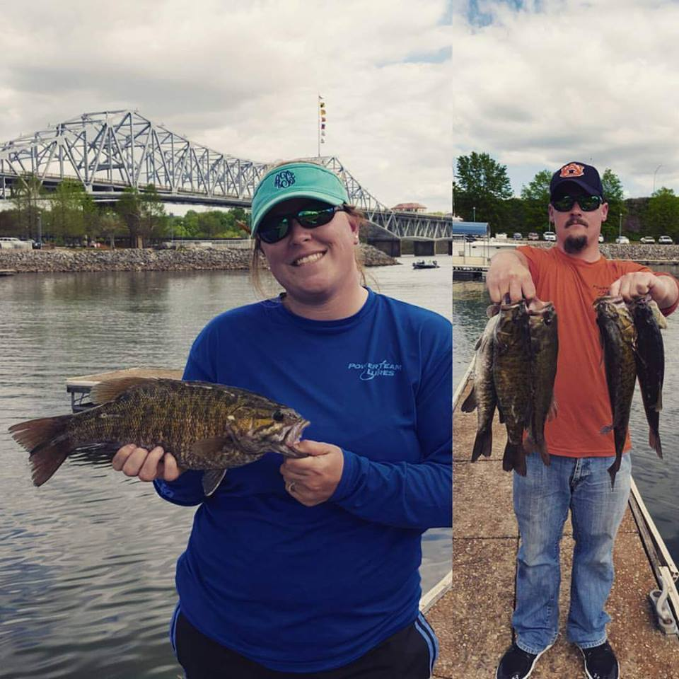 Best5zach outdoors fishing report for pickwick 4 16 16 for Pickwick fishing report
