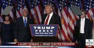 President Doanald J. Trump
