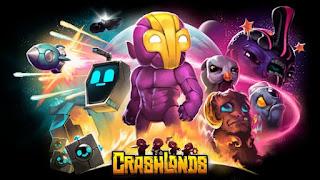 Crashlands Mod Apk Android v1.2.26+v1.2.8  Paid