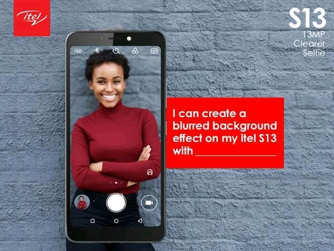 ITEL S13 New Interface Launched- Check Out Specifications and Price