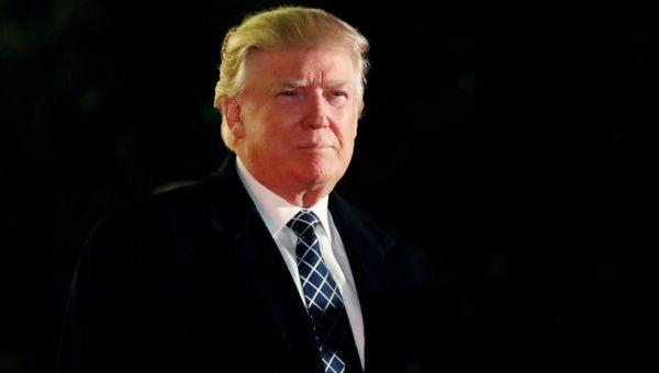Donald Trump y el apoyo de la supremacía blanca