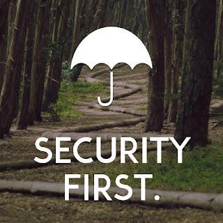 umbrella app, security first