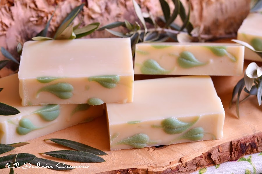detalles naturales para invitados jabones oliva