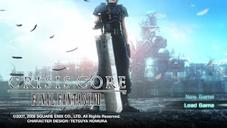 Game Crisis Core: Final Fantasy VII PPSSPP/ISO For Android Download
