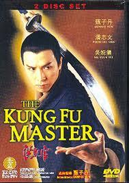 DVD Kungfu Master Aktor DOnny Yen