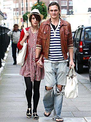 Keira Knightley And Boyfriend 2013 Keira Knightley Boyfri...