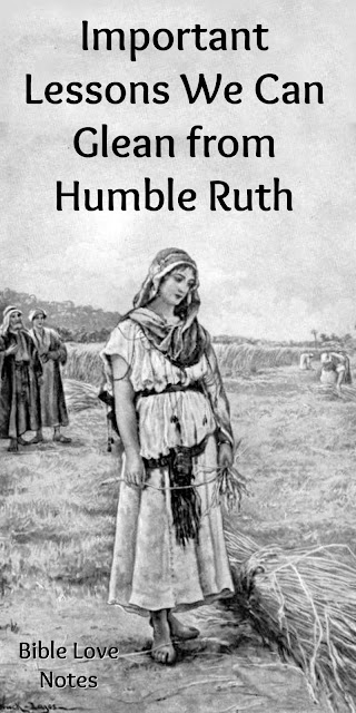 The Great Challenges and Great Faith of Ruth