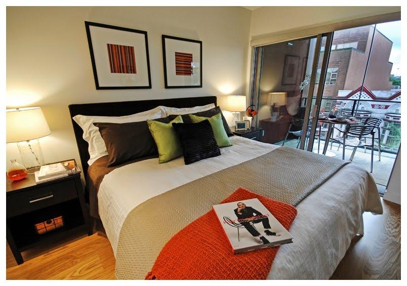 Ambientacion de interiores dormitorios matrimoniales 2011 for Decoracion habitacion matrimonio moderna