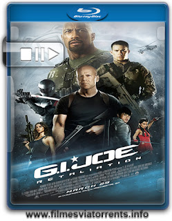 G.I. Joe: Retaliação Torrent - BluRay Rip 720p | 1080p Legendado (2013)