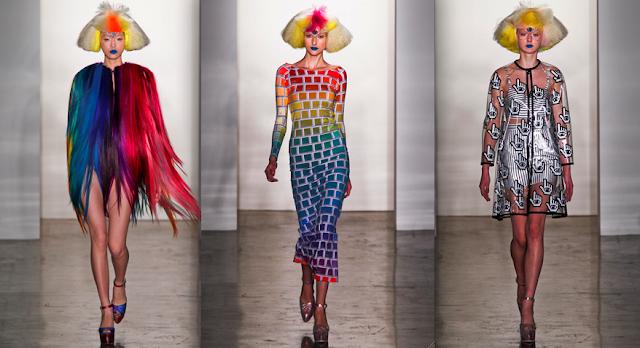 JULES FASHION: Fashion Week Prêt à porter Automne Hiver