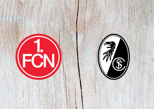 Nurnberg vs Freiburg - Highlights 22 December 2018