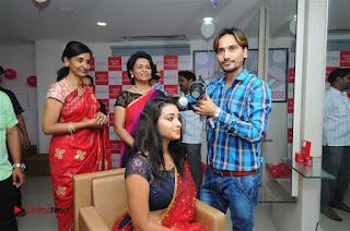 Telugu Actress Bhanu Sri Stills in Lehenga Choli at Anoo's Salon Launch at Ongole  0017.jpg