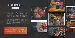 Ristorante v1.0 - Restoran WordPress Teması