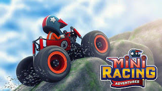 Mini Racing Adventures v1.5.2 Mod Apk-cover
