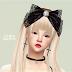 big lace bow_head-band_큰 레이스 리본_여성 악세사리